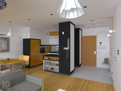 MENNICA - Apartament 49m2
