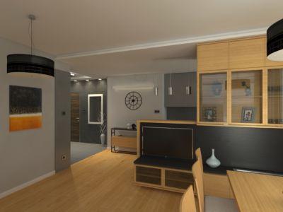 OSIEDLE MODERNA - Mieszkanie 69m2