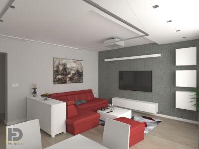 URSUS - metamorfoza Mieszkania 70m2