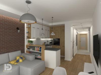 APARTAMENTY STEFCZYKA - Mieszkanie 59m2