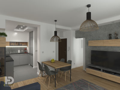 APARTAMENTY STEFCZYKA - Mieszkanie 47m2