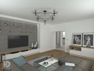 ZIELONKA - metamorfoza Mieszkania 98m2